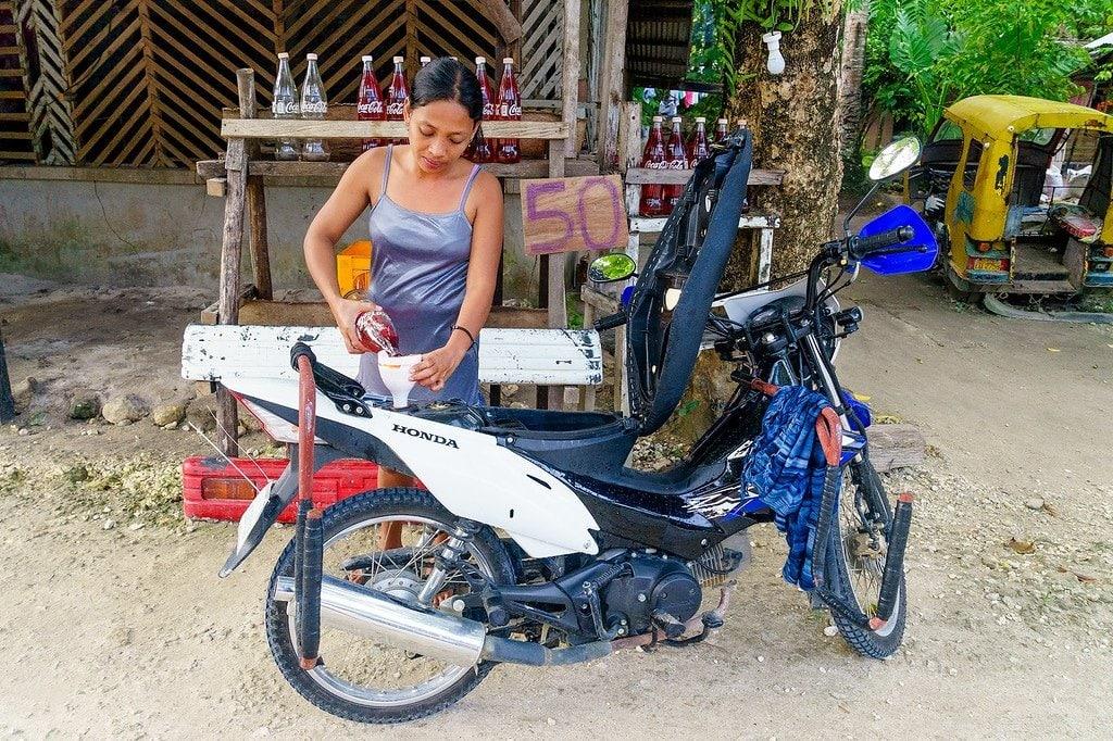 Bike Rental Travel Scam