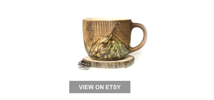 Mountain Coffee Mug