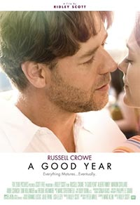 A Good Year Movie<