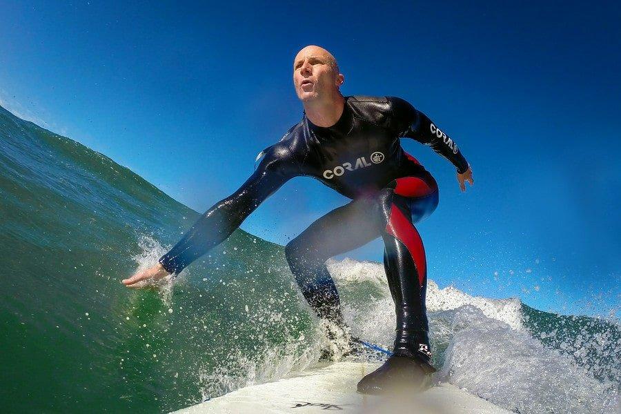 Muizenberg Surfing Matt