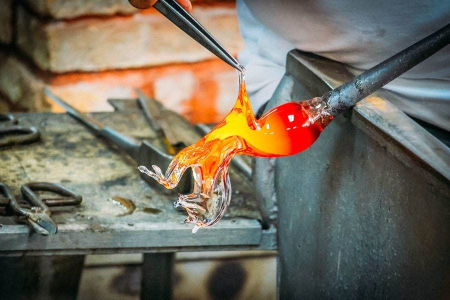 Murano Glass Technique