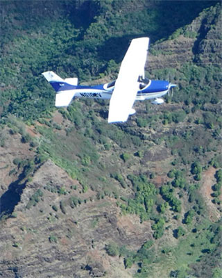 Kauai Airplane