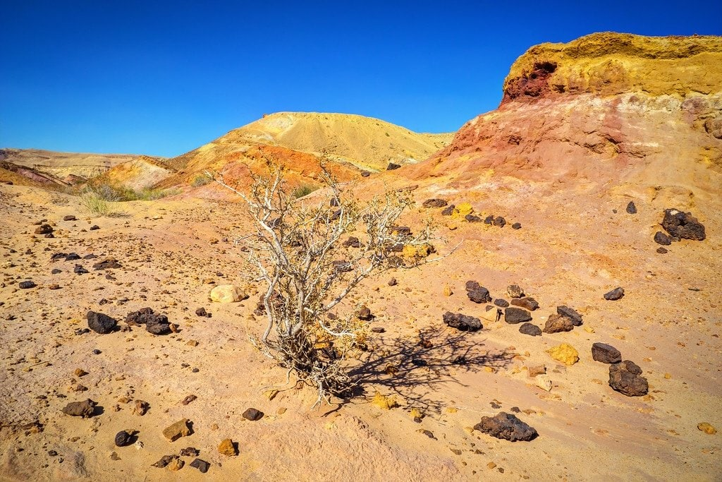 Makhtesh Crater Israel