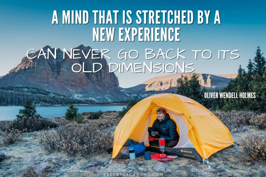 Travel Experience Quote