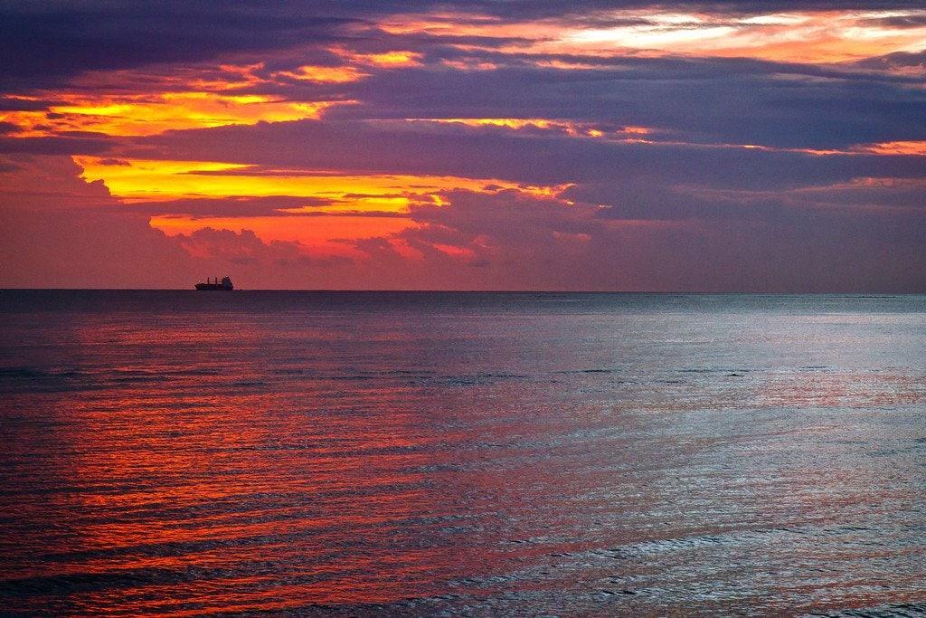 Sunrise Veracruz Mexico