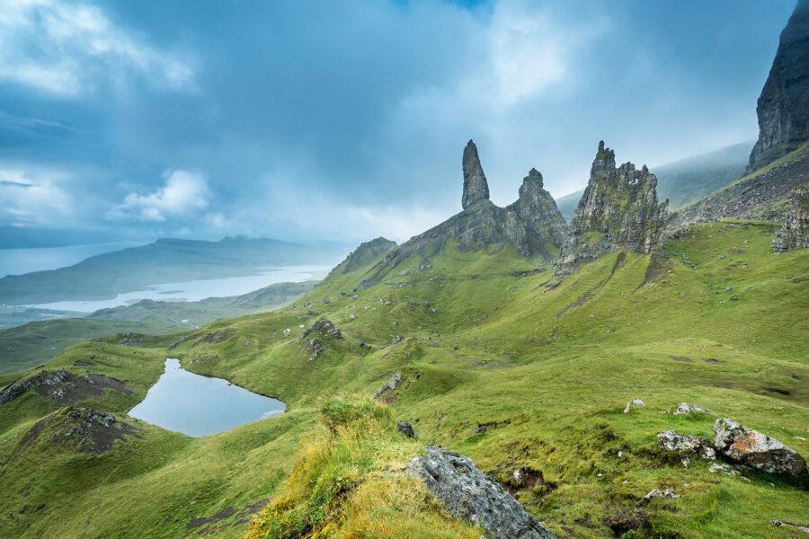Old Man of Storr - Isle of Skye Highlight
