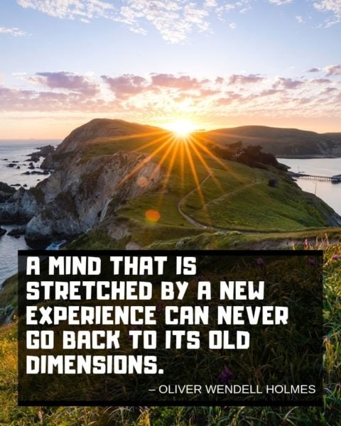 Top Travel Quotes by Oliver Wendell Holmes