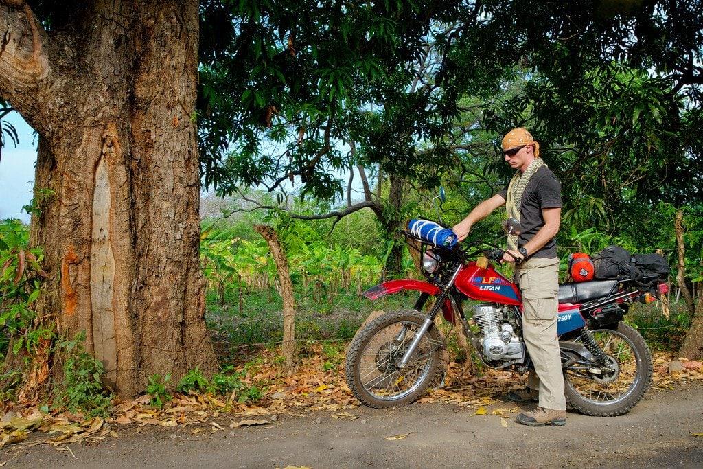 Ometepe Nicaragua Dirtbike Ride