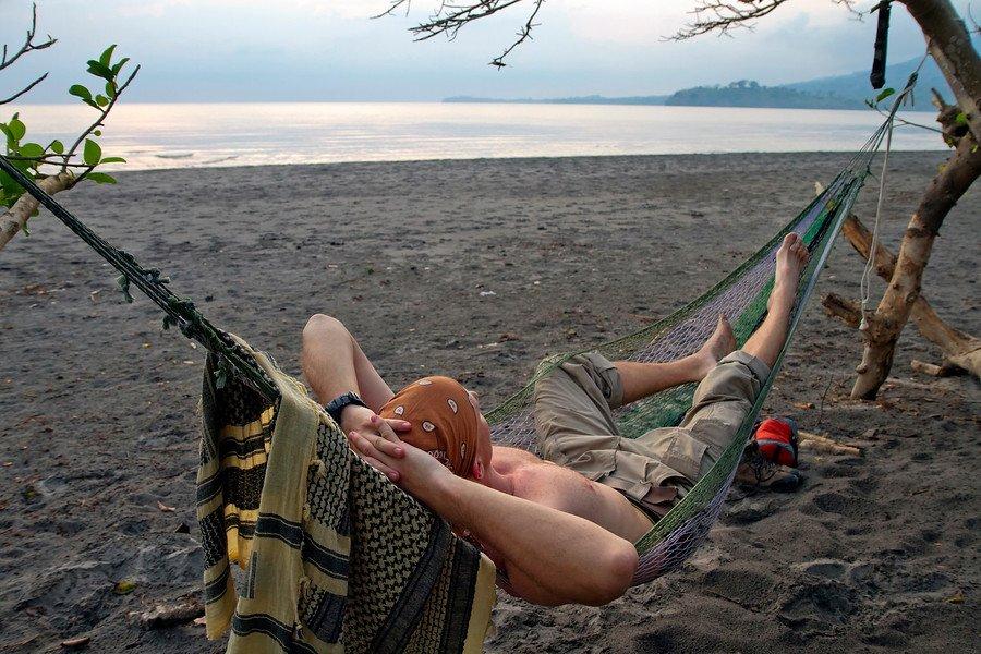 Ometepe Nicaragua Santa Domingo Beach