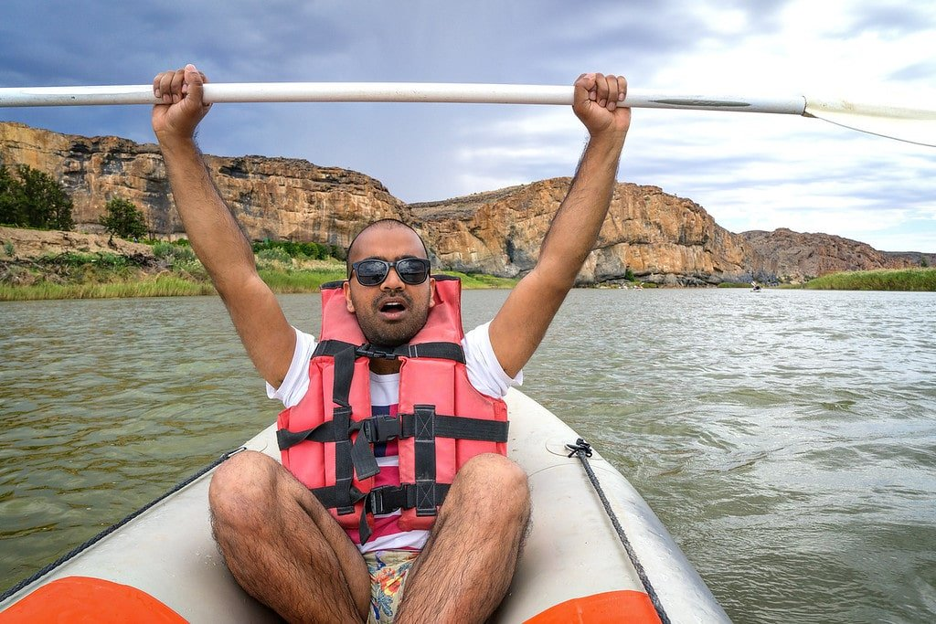 Orange River Rafting Trip