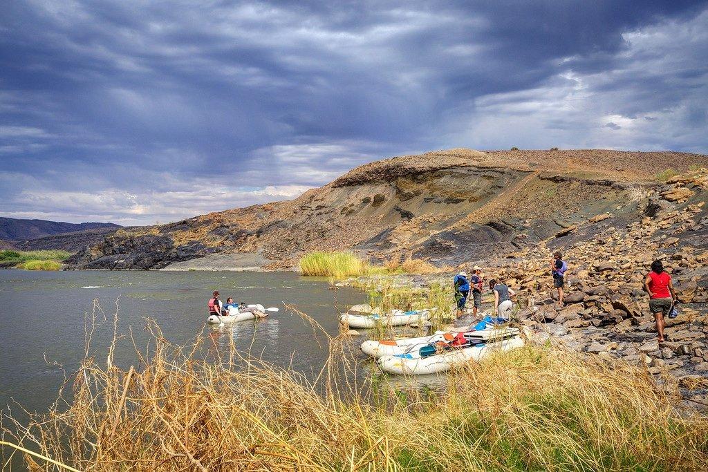 Orange River Landscapes
