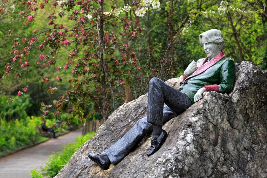 Poet Oscar Wilde