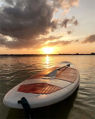Paddleboarding Trip