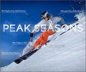 Peak Seasons Contest