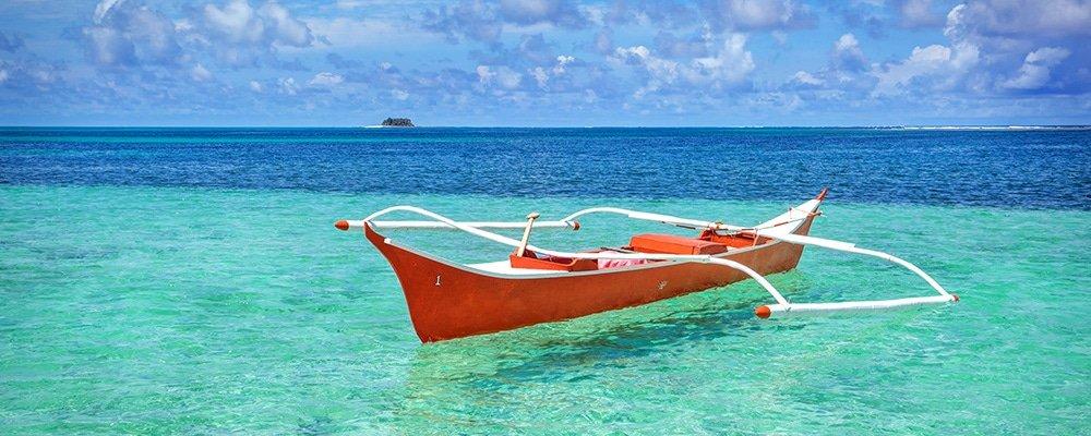 Philippines Canoe