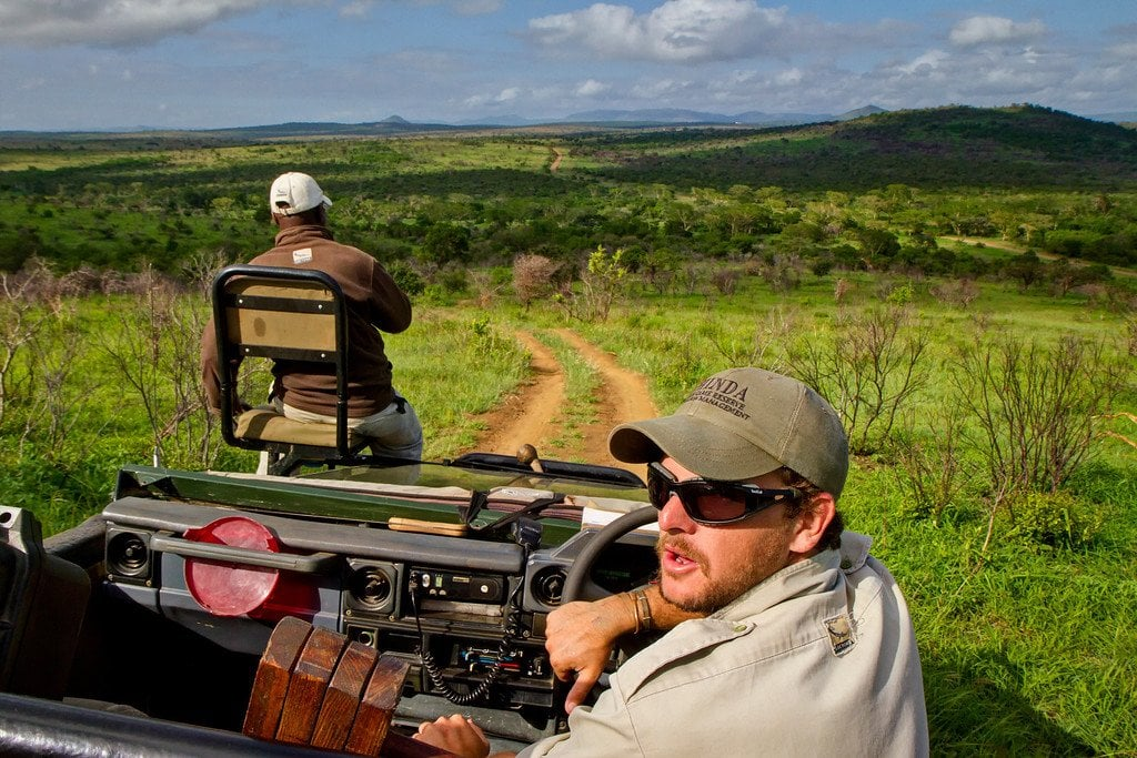 Game Drive Phinda South Africa