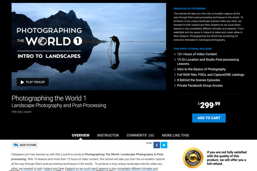 World Photography Course