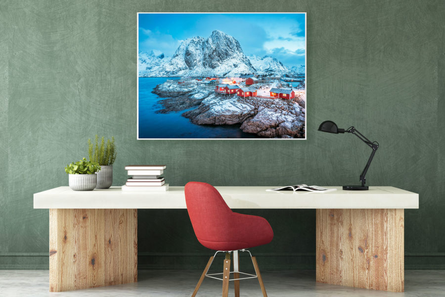 Photo Prints for Home Office