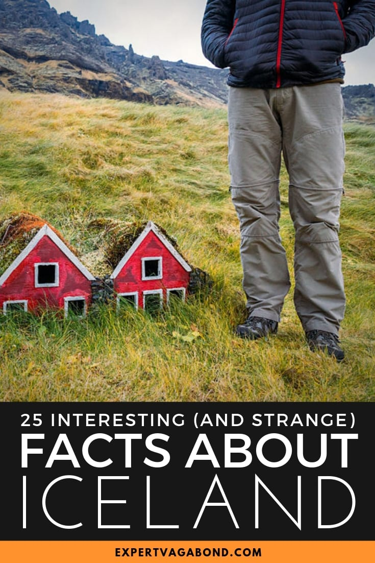 25 Interesting Facts About Iceland! Impress your friends at parties with these fun Iceland facts.