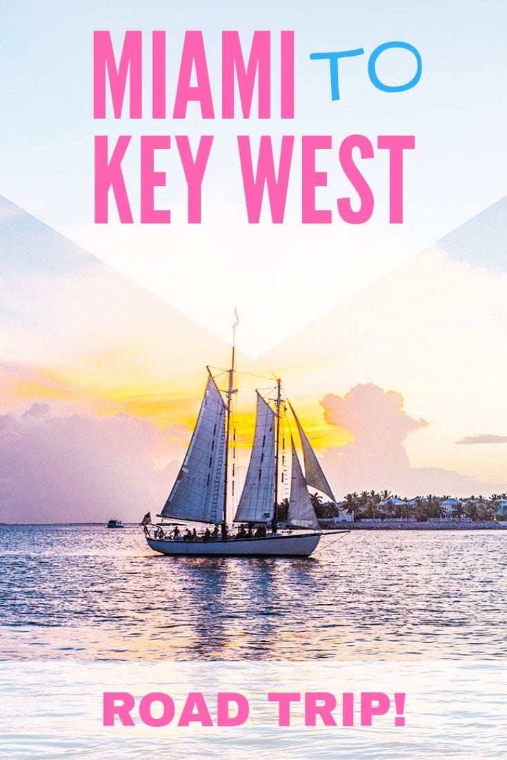 Driving down through the beautiful Florida Keys from Miami to Key West is a classic American road trip. Here's what you can expect on the journey. ExpertVagabond.com