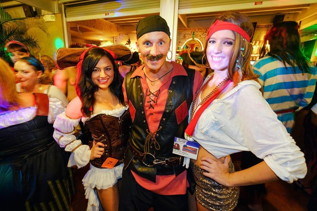 Fantasy Fest Pirate Bash