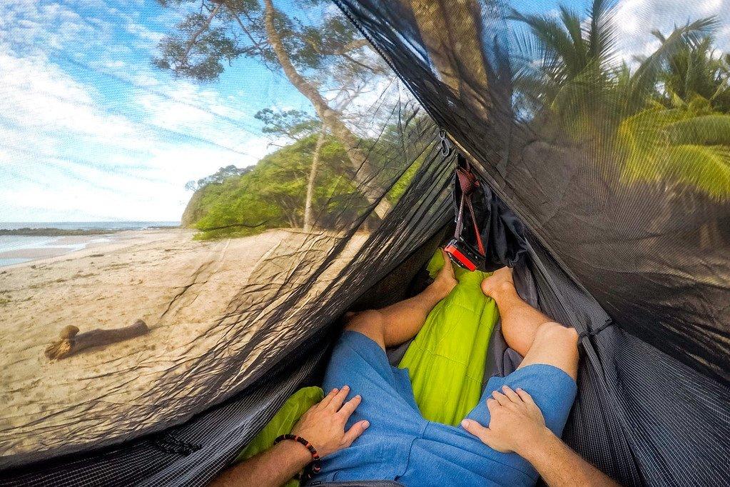 Use Mosquito Netting