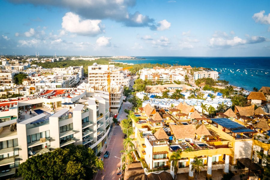 Playa del Carmen Neighborhoods