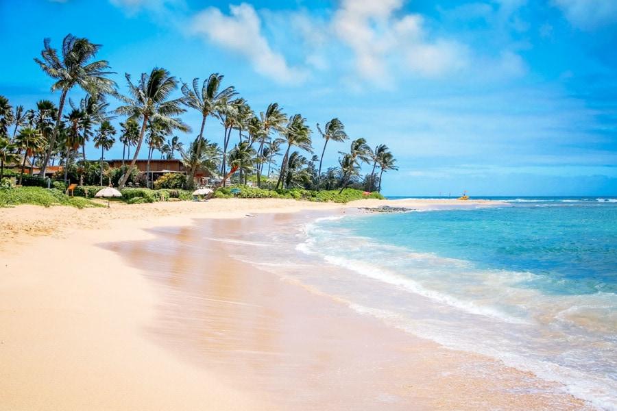 Kauai Itinerary: Poipu Beach