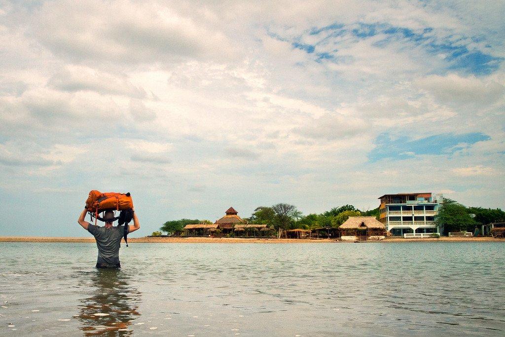 Nahualapa River Nicaragua