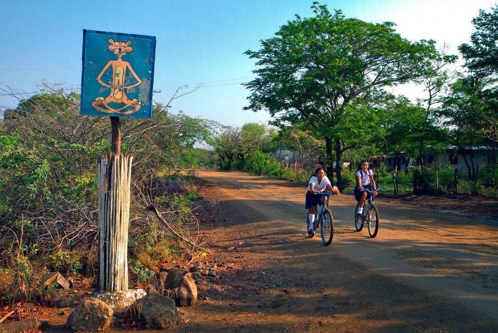 Popoyo Beach Nicaragua Shortcut