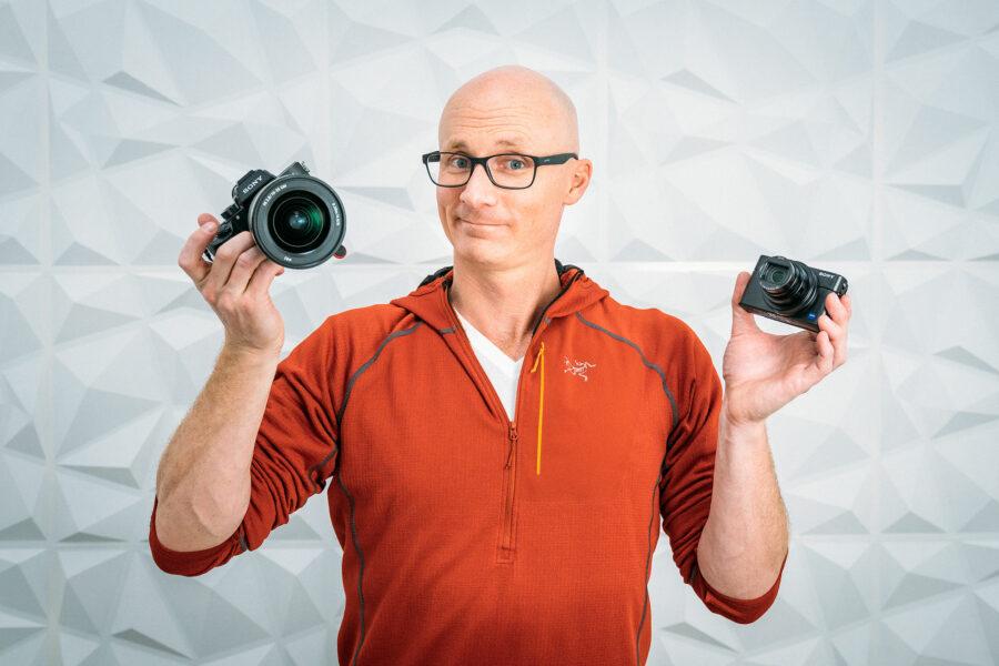 Portable Cameras for Travel