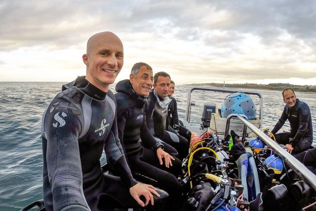 Protea Banks Boat Ride