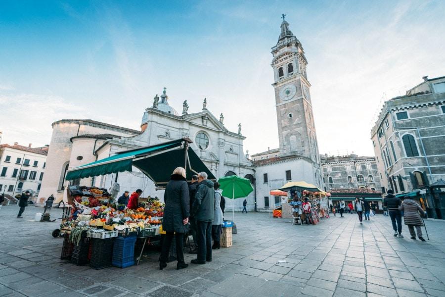 Public Market in Venice