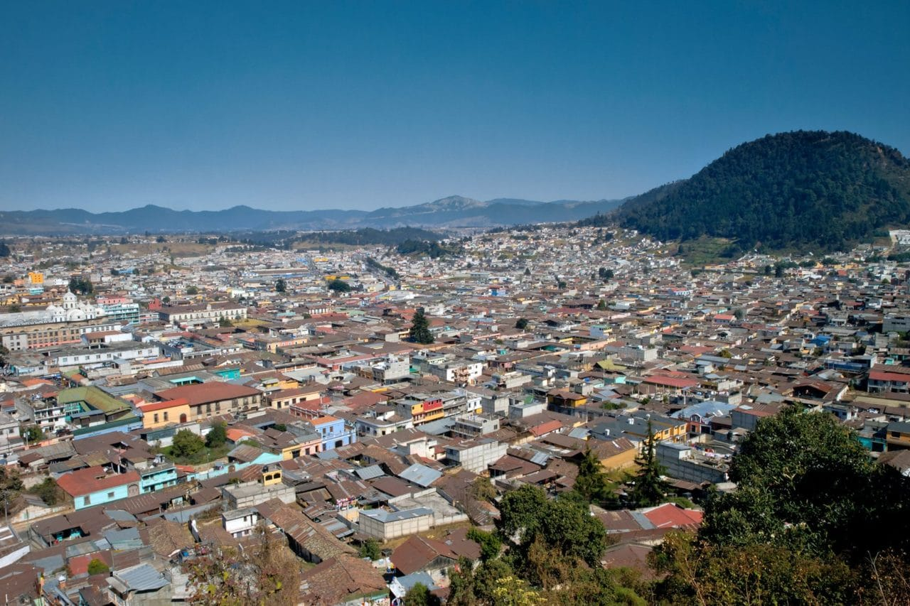 City of Quetzaltenango