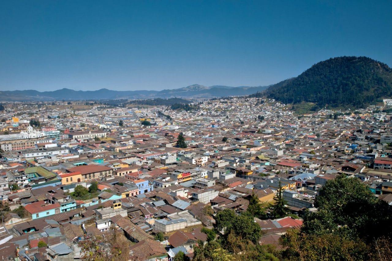 Welcome to Quetzaltenango