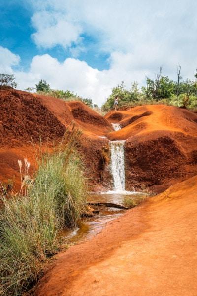 Red Dirt Falls
