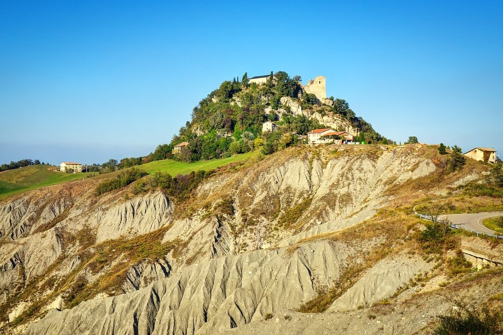 Canossa Castle Italy