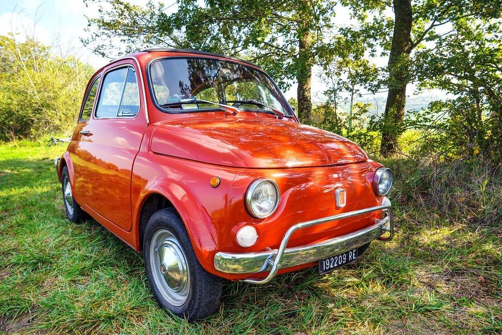 Fiat 500 Italy