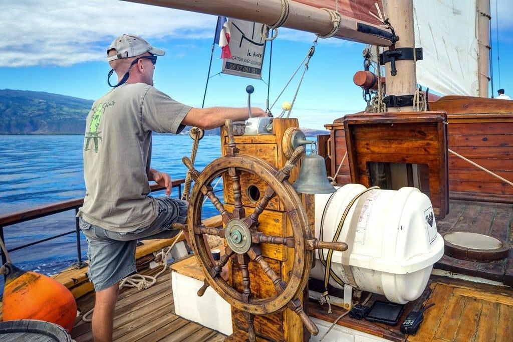 Sailing Adventure Reunion Island