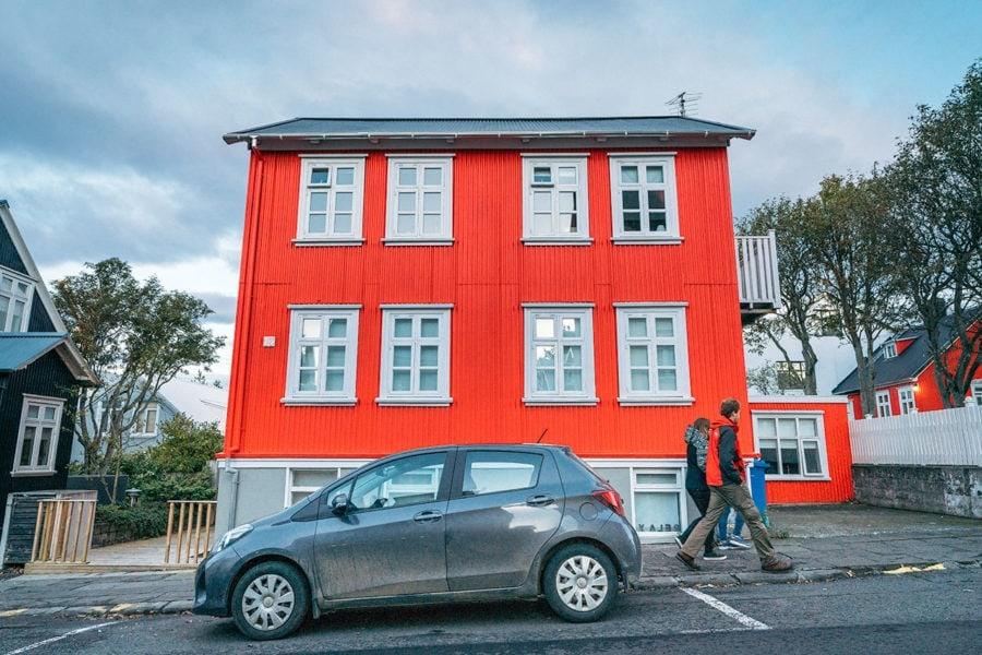 Reykjavik Neighborhood House