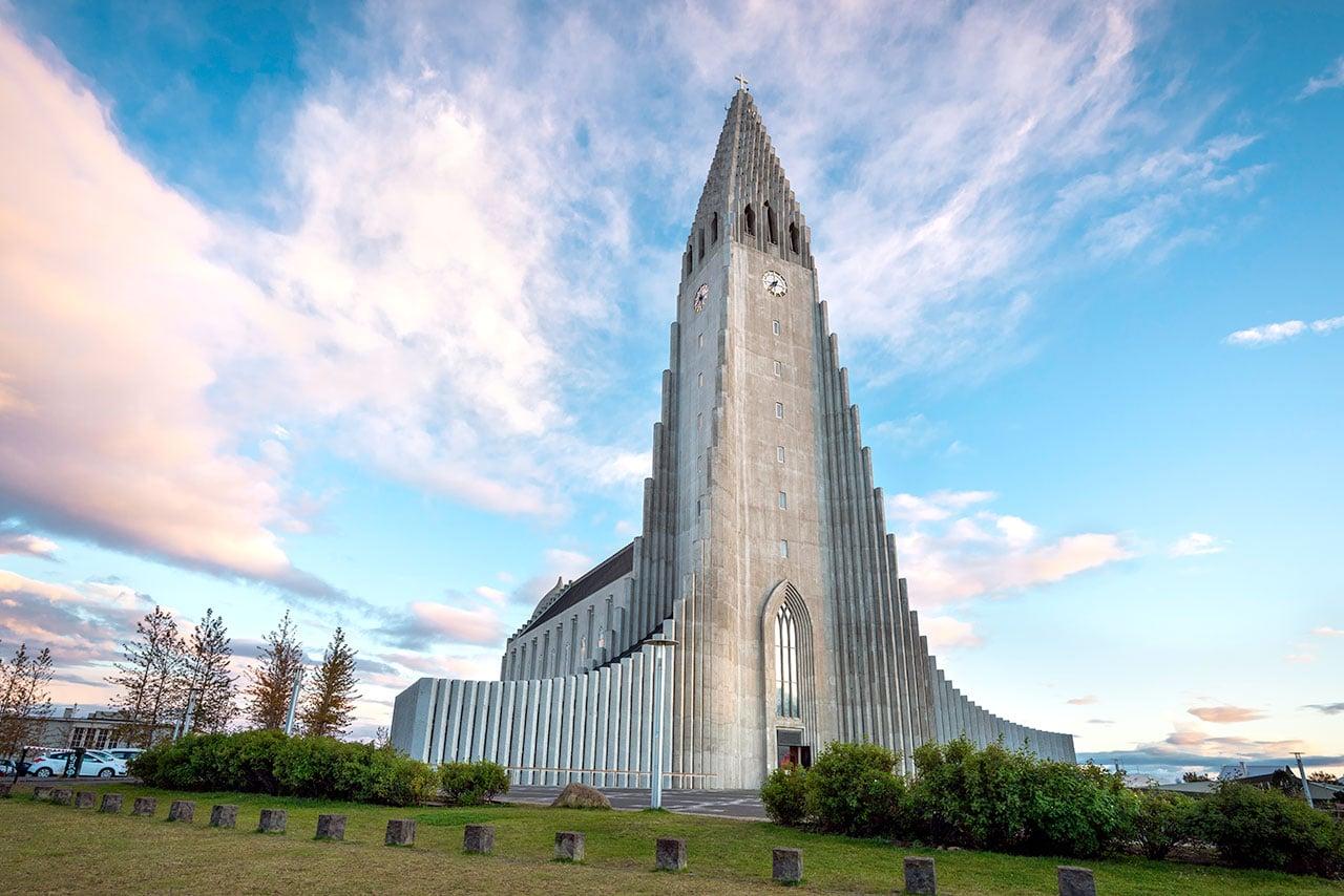 Hallgrimskirkja Church Iceland Photography