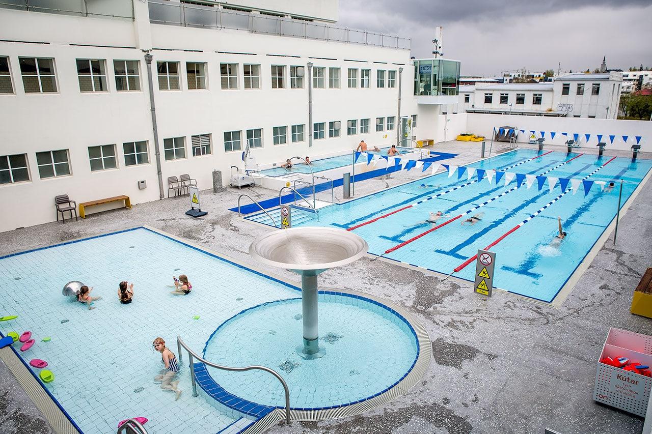 Laugardalslaug Pool Reykjavik