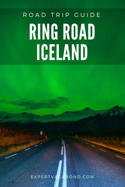 Tips for driving the Ring Road in Iceland. My complete itinerary and travel guide!