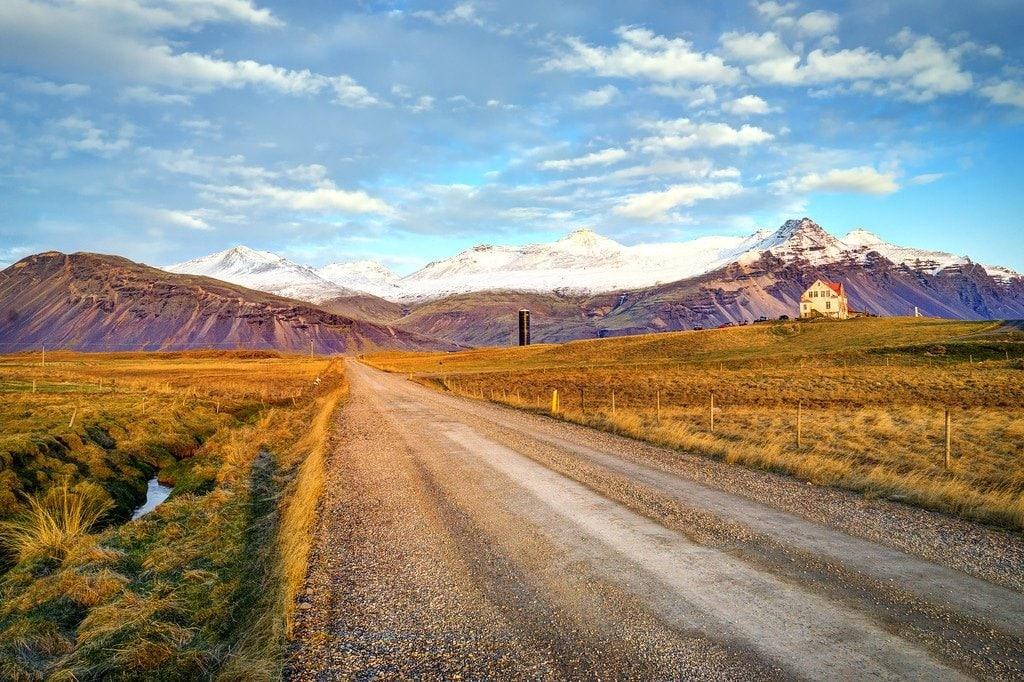 Dirt Roads Iceland