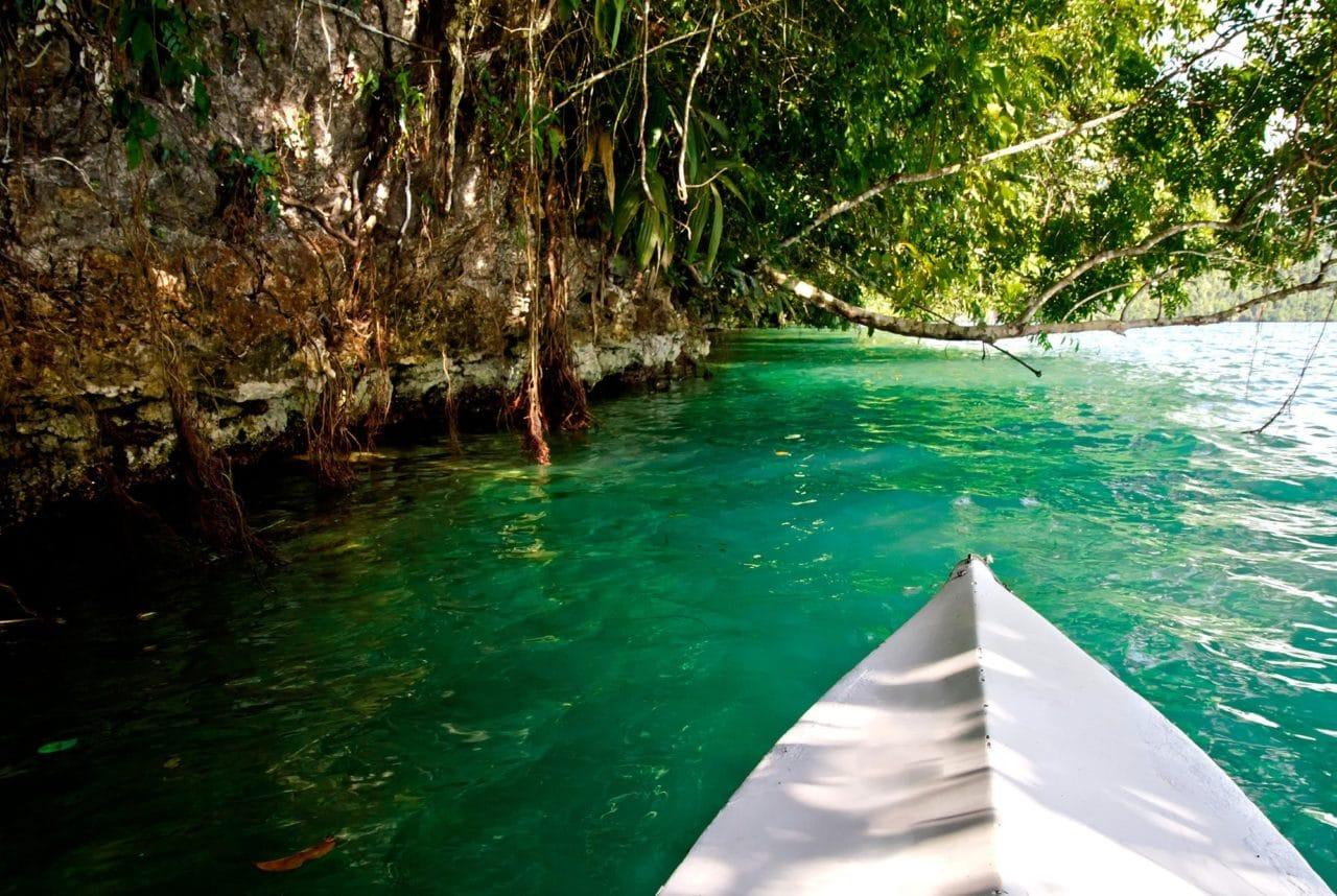Rio Dulce River Guatemala Kayaking