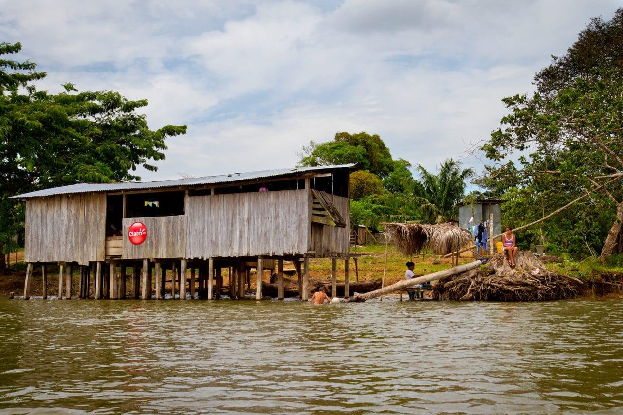 Rio San Juan Nicaragua River