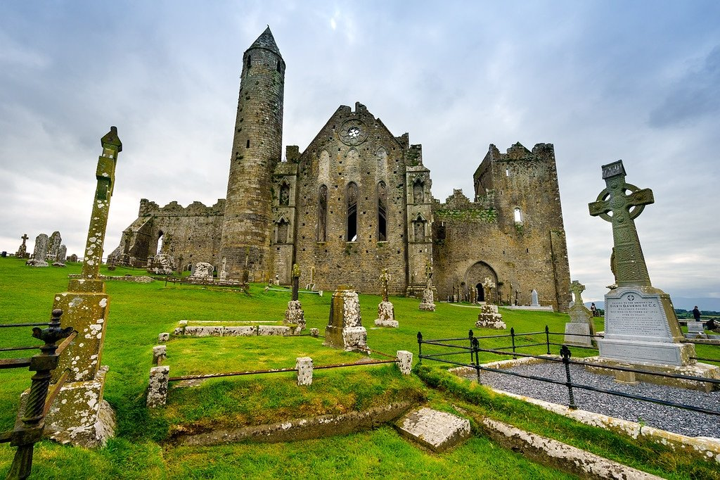 Cashel Castle Ireland