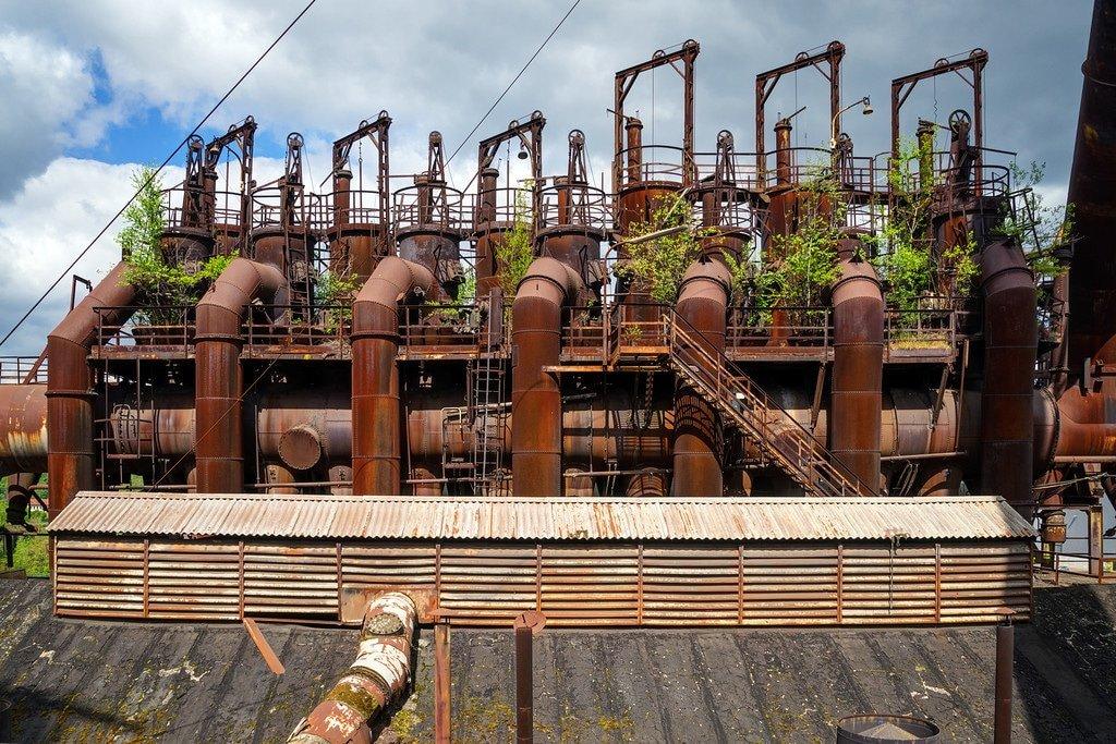 Volklinger Ironworks Photo