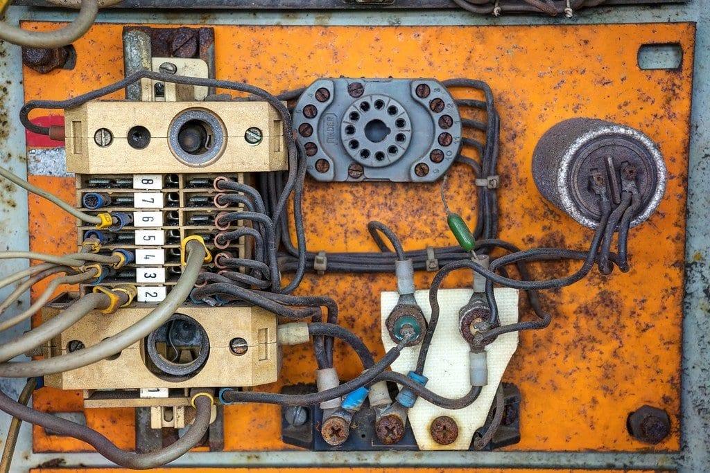 Electrical Panel Volklinger