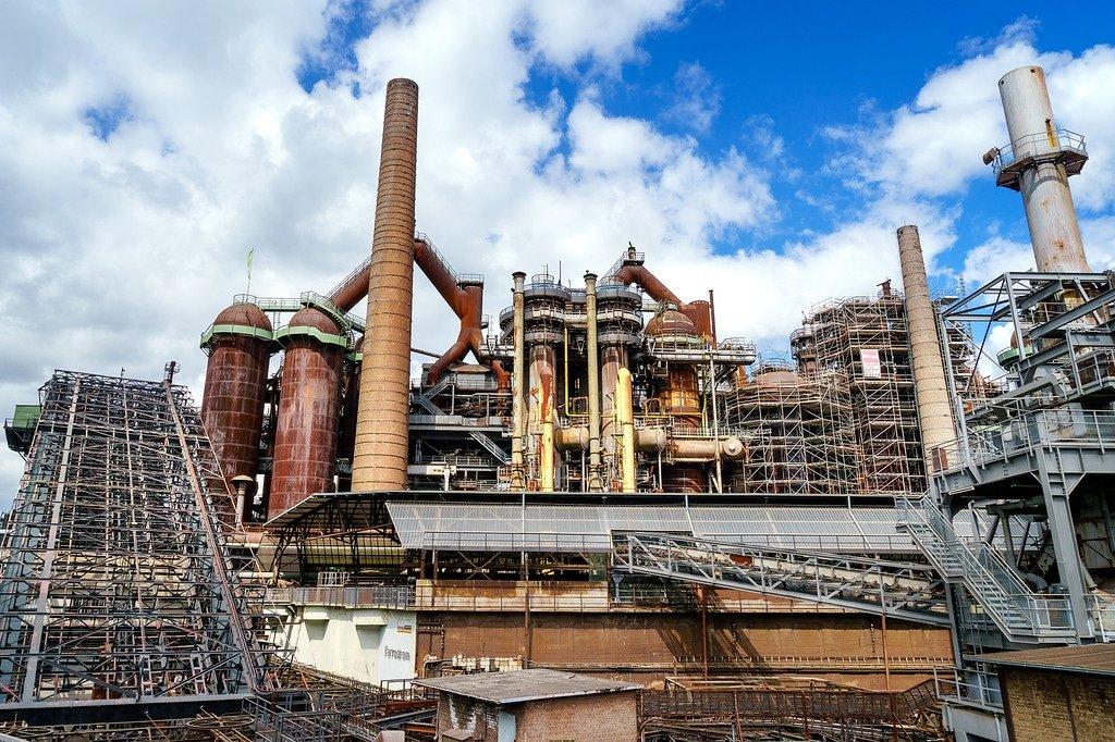 Volklinger Ironworks Germany